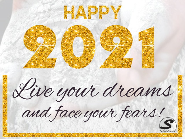 Live Your Dreams in 2021 – Happy New Year